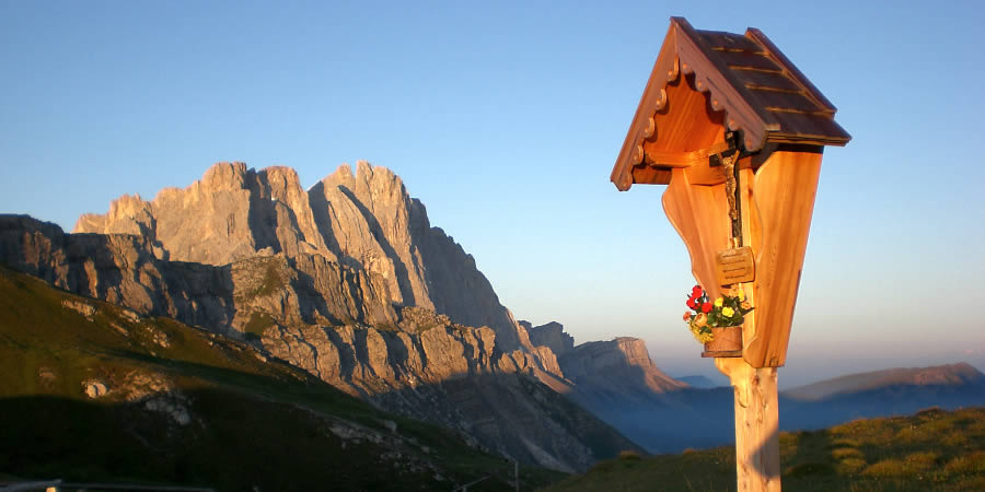 Walkingtours in the Dolomites - since 2009 part of the UNESCO World Natural Heritage